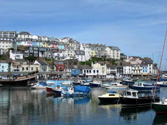 brixham-harbour