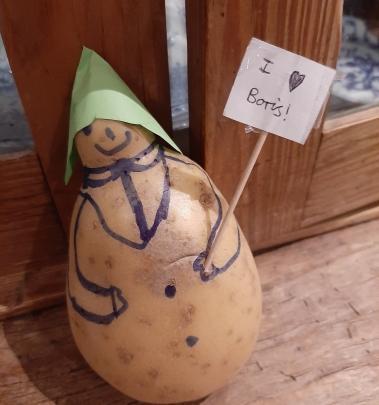 Boris Potato