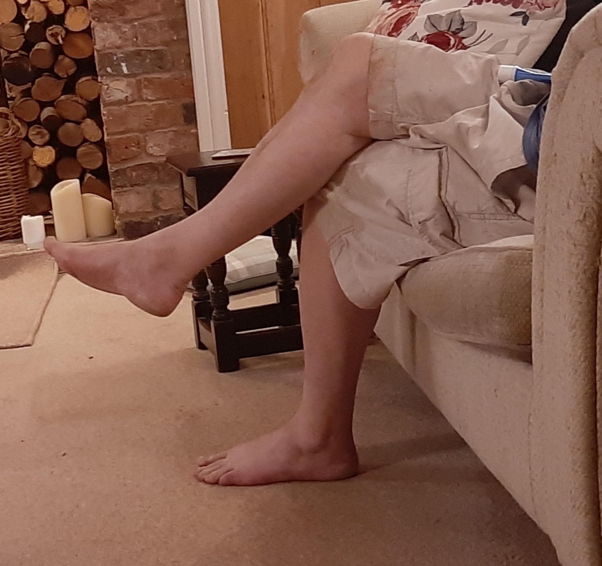 Dad's Legs