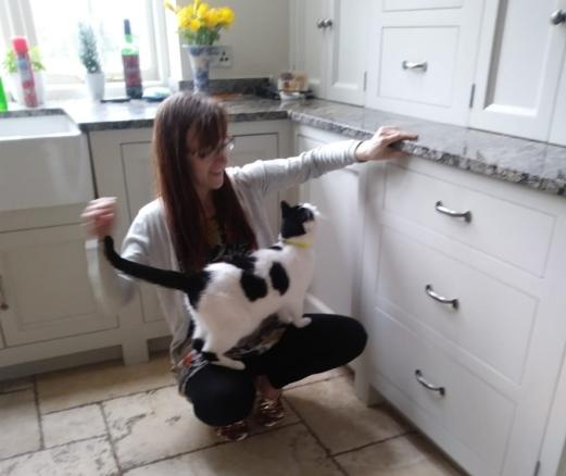 Squeak in the Kitchen